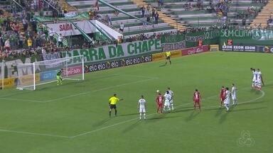 Princesa do Solimões é eliminado da Copa do Brasil - Outro jogo também deve agitar as torcidas de Manaus.