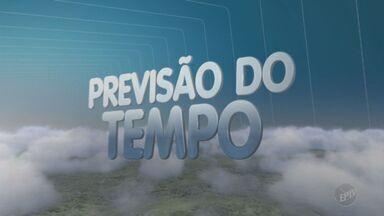Previsão do tempo para o fim de semana é de sol - Temperaturas em Campinas ficam entre 18°C e 33°C. Não há probabilidade de chuva para os próximos sete dias.