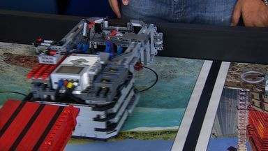 Estudantes se classificam para campeonatos internacionais de robótica - Estudantes se classificam para campeonatos internacionais de robótica