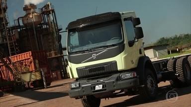 Conheça novas tecnologias embarcadas nos caminhões - Conheça a tecnologia embarcada em novos caminhões.