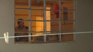 Operação da polícia Civil contra o tráfico de drogas é realizada em Santa Tereza do Oeste - O trabalho teve início ainda durante a madrugada.