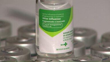 Campanha de vacina contra a gripe começa na próxima segunda-feira - As vacinas já chegaram na regional de saúde, mas estão sendo distribuídas aos postos de saúde para o início da campanha