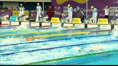 Káio Márcio surpreende e conquista vaga para a sua quarta Olimpíadas - Atleta paraibano tem vaga na prova dos 200 metros borboleta, a sua especialidade na carreira.