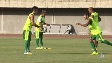 Vitória e Juazeirense se enfrentam nesta quinta (21) no Barradão - É o segundo jogo da semifinal do Campeonato Baiano.