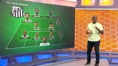 Com time reserva, Santos estreia na Copa do Brasil contra o Santos do Amapá - Com time reserva, Santos estreia na Copa do Brasil contra o Santos do Amapá