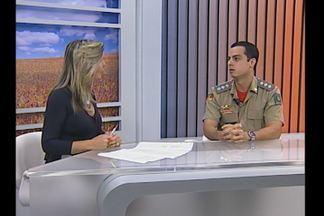 No JA Ideias o Comandante falou sobre a estrutura do Grupo de Bombeiros - A defasagem de pessoal chega a quase 50%.
