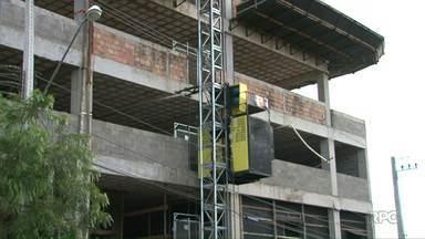 Campanha quer evitar acidentes de trabalho no sudoeste. - Setores mais perigosos são a Construção Civil e Agricultura.