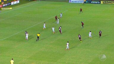Vitória vence Juazeirense e confirma disputa pelo título de campeão baiano 2016 - Placar da partida foi 3 a 0.