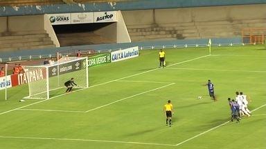 Com a vantagem do primeiro jogo, Gama enfrenta o Aparecidense na semifinal da Copa Verde - A partida acontece neste sábado e a equipe de Brasília pode perde por até dois gols de diferença.