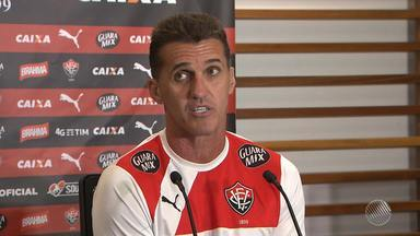 Vitória terá jogadores poupados para jogo na Copa do Brasil - Confira as notícias do rubro-negro baiano.