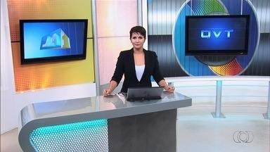 Veja o que é destaque no Jornal Anhanguera 1ª Edição desta quarta-feira (27) - Entre os principais assuntos está um acidente envolvendo 6 carros na BR-060 em Rio Verde, região sudoeste de Goiás.