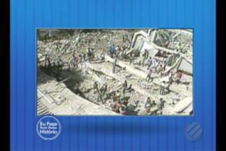 Funcionário relembra cobertura de queda de prédio em Belém - Leonidas Segtowich relembrou a queda do edifício Raimundo Farias em 1987.
