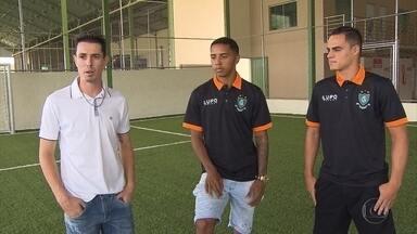 Ex-atacante é inspiração para o América-MG às vésperas da final do Mineiro - Atacante Alessandro relembra gol que deu o título estadual ao Coelho em cima do Galo