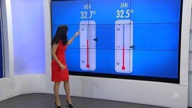 Outono tem dias mais quentes que o verão deste ano - Veja mais informações na previsão do tempo.