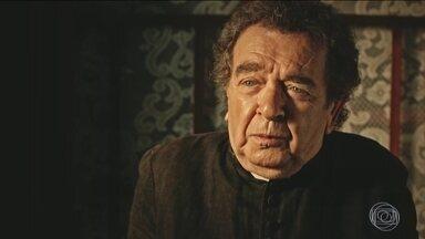 Morre o ator Umberto Magnani - O primeiro personagem da vida foi o menino Jesus, num presépio. O último: um padre conselheiro, no sertão.