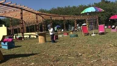 Chácara do Jockey é inaugurada em São Paulo - A área, no Butantã, chegou a ficar abandonada durante 30 anos. Agora, vai oferecer muito esporte e lazer.