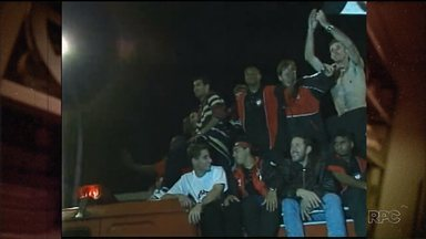 Baú do Esporte: Atlético-PR venceu decisão de 1998 - Foram três jogos na decisão do Paranaense daquele ano, destaque para o atleticano Nélio