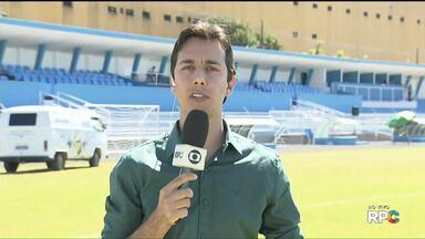 Londrina e PSTC fazem primeira partida da decisão do interior - Tubarão tem desfalques para o primeiro jogo, já o time de Cornélio Procópio vai com força máxima