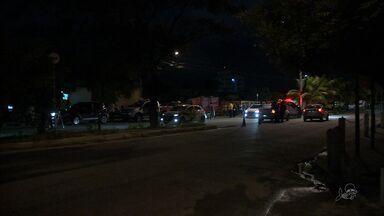 Moradores da Cidade dos Funcionários reclamam da falta de segurança - Um policial civil de folga foi morto recentemente no bairro.