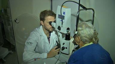 Hospital em Cuiabá tem mutirão para cirurgias contra glaucoma e catarata - Hospital em Cuiabá tem mutirão para cirurgias contra glaucoma e catarata