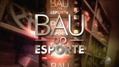 É hora de voltar no tempo com o Baú do Esporte. - Veja três finais entre Vitória e Bahia disputadas no Barradão.