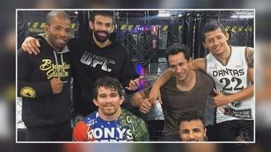 Ronys Torres luta neste fim de semana, em Barcelona - Amazonense integra card de evento internacional de MMA