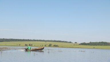 Rio Paranapanema - Mateus Luz foi até Paranapanema bater um papo com moradores do Bairro da Ponte. Lá eles tiram o sustento da água, seja vendendo peixes ou abrindo as casas flutuantes para os turistas que passam pela região.