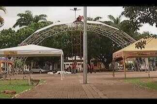 Fenapraça será lançada em Patos de Minas - Evento antecede a Fenamilho e será realizado de 6 a 15 de maio, em três trechos da Avenida Getúlio Vargas, no centro.