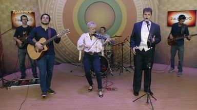 Veja a mistura de rock com música erudita no palco do 'Paneiro' - Programa traz ainda um bate-papo com a dupla Jorge & Mateus.