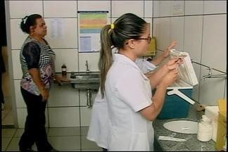 Seis unidades de saúde recebem vacinação contra H1N1 em Araxá - Segundo o último balanço da secretaria de estado de Saúde, 23 morreram em Minas Gerais este ano vítimas da gripe H1N1.