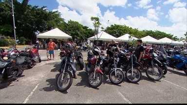 Motociclistas se mobilizam para ajudar famílias de bebês com microcefalia - Muitas doações foram arrecadadas. Entrega será no dia 14 de maio.