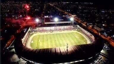 CSA e CRB se enfrentam amanhá no Rei Pele - E a primeira final do Campeonato Alagoano.