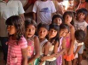 Dia D contra a vacinação chega também nas aldeias do Tocantins - Dia D contra a vacinação chega também nas aldeias do Tocantins
