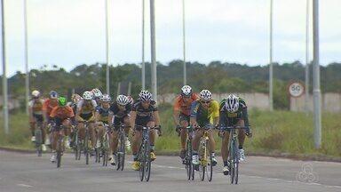 GP Israel Freitas reuniu mais de 160 ciclistas na rodovia Norte/Sul, no Amapá - GP Israel Freitas reuniu mais de 160 ciclistas na rodovia Norte/Sul, no Amapá