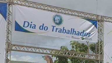 Dia do Trabalhador é comemorado com programação especial no Estádio Zerão - Amanhã, no Dia do Trabalhador, uma vasta programação está prevista para acontecer no Estádio Zerão. E pra quem está desempregado, o Sine fará novos cadastros.