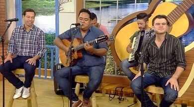 Na Sala Musical, o registro da volta dos Filhos de Campo Grande - Na Sala Musical, o registro da volta dos Filhos de Campo Grande