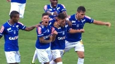 Não foi fácil, mas Cruzeiro vence Campinense e avança na Copa do Brasil - Vitória tem estreia de Lucas e gol de Willian, que marcou o primeiro gol dele no ano
