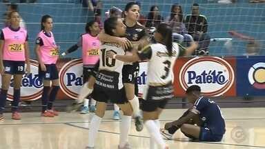 Copa TV TEM de Futsal é destaque no Bom Dia Cidade - A noite desta terça-feira (10) será de muita torcida com a final da Copa TV TEM de Futsal, na modalidade feminina e masculina.