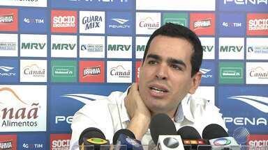 Presidente do Bahia fala sobre as provocações dos jogadores do Vitória - Veja as notícias do tricolor baiano.