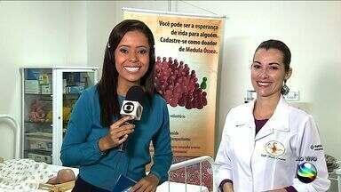 Campanha cadastra novos doadores de medula óssea em Aracaju - Campanha cadastra novos doadores de medula óssea em Aracaju.