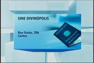 Vaga para fiscal de loja é uma das opções do Sine em Divinópolis; confira a lista - Interessados devem procurar a unidade com documentos de identificação pessoal.