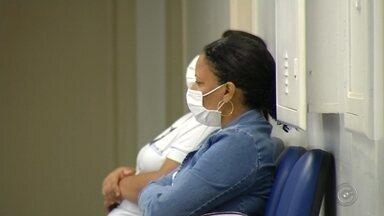 Mirassol confirma morte de mulher por causa do H1N1 - Uma mulher de 39 anos, moradora de Mirassol (SP), morreu com o vírus H1N1 no dia 3 de maio e é a 41ª morte por causa da doença na região noroeste paulista apenas neste ano. A morte da mulher foi confirmada pela Secretaria de Saúde do município nesta segunda-feira (9).