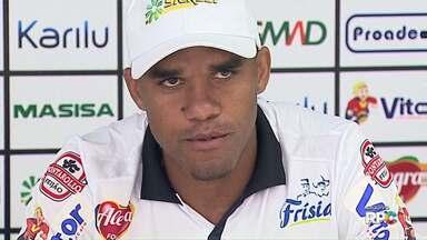 Reinaldo Mineira não é mais jogador do Operário - Atleta foi o único a não renovar contrato para a sequência da Copa do Brasil.