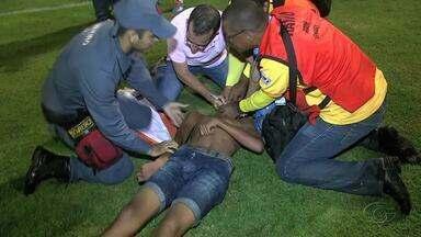 Operações para prender envolvidos em pancadaria após clássico CRB x CSA continuam - Caso ocorreu último domingo (8) na final do Campeonato Alagoano.