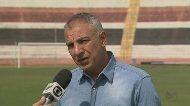 Botafogo-SP se prepara para enfrentar o Mogi Mirim pela Série C do Brasileiro - Técnico Márcio Fernandes fala sobre as expectativas para a estreia.