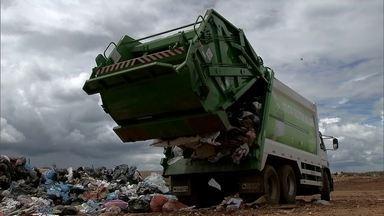 SLU anuncia nova parceria para retomar coleta de lixo - SLU anuncia nova parceria para retomar coleta de lixo, sisémsa e, 14 cidades desde dezembro de 2015.