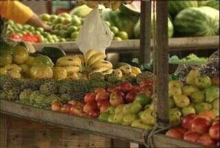 CETV faz pesquisa em supermercados e na feira - Confira o resultado do estudo.