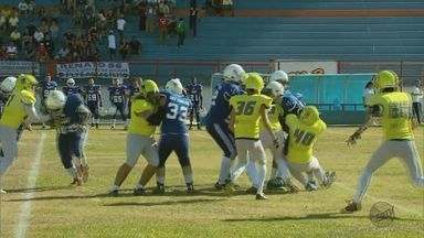 Pouso Alegre Gladiadores perde e é eliminado no Campeonato Mineiro - Pouso Alegre Gladiadores perde e é eliminado no Campeonato Mineiro