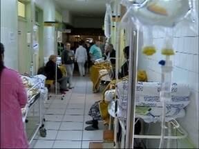 Repasse de recursos do estado está atrasado em hospitais da região - Em algumas instituições, alguns serviços já foram suspensos