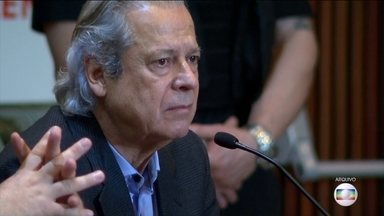 José Dirceu é condenado a 23 anos e três meses de prisão - O juiz Sérgio Moro condenou, nesta quarta-feira (18), 11 pessoas envolvida no esquema de corrupção da Petrobras. A pena mais alta é a do ex-ministro José Dirceu.
